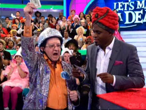 Perry Kurtz Winning on Let's Make A Deal