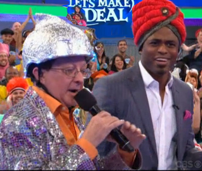 On Let's Make A Deal